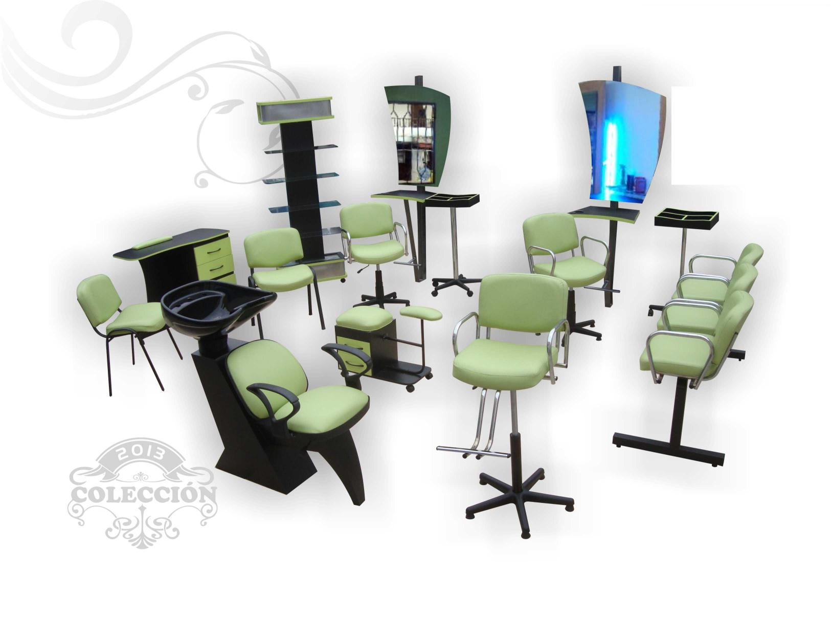 Vendo muebles para est tica equipos completos desde 9 900 for Fabricantes de muebles para estetica